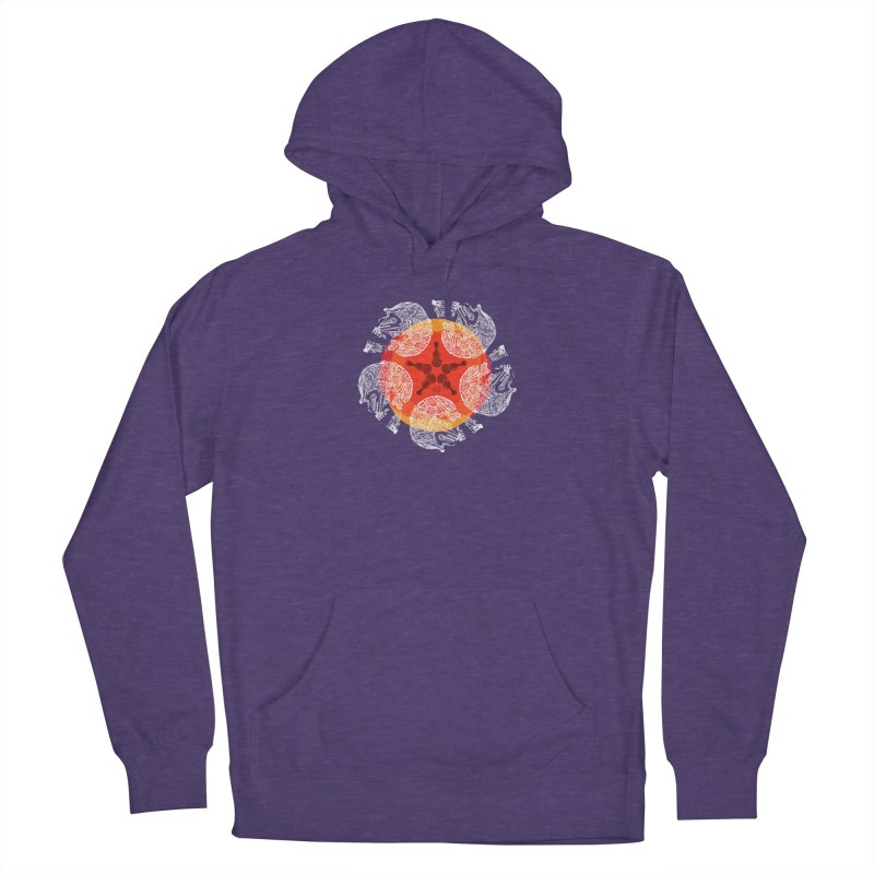 Voltaire Women's French Terry Pullover Hoody by Clare Bohning's Shop