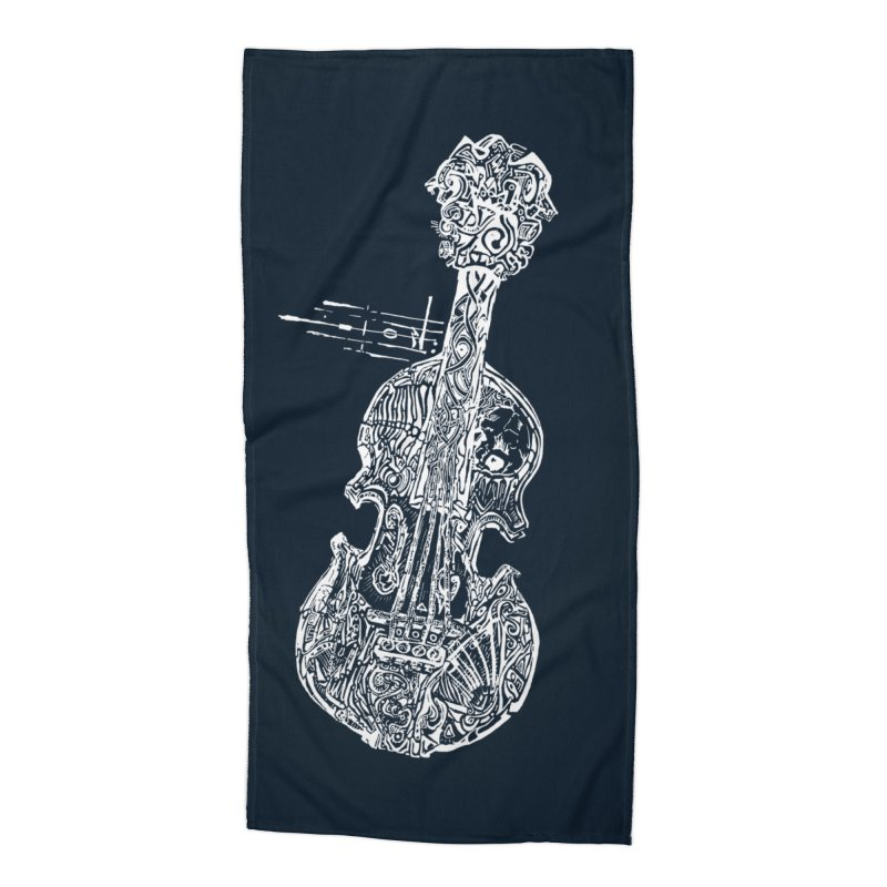 Revenge Of The 5th Note Accessories Beach Towel by Clare Bohning's Shop