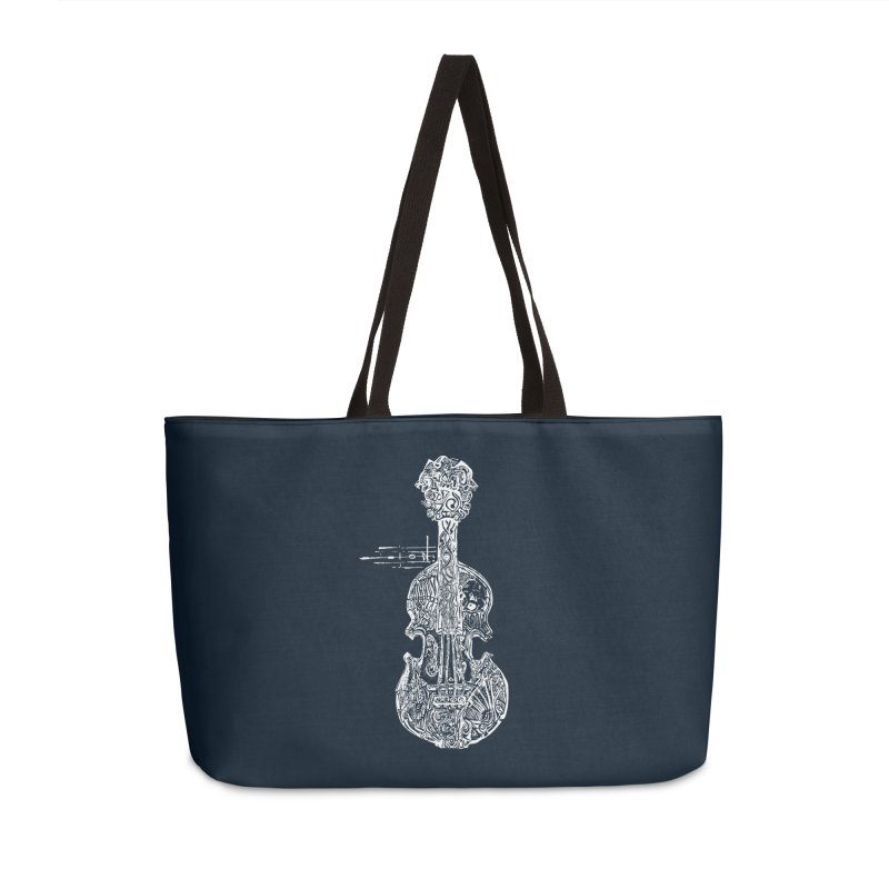 Revenge Of The 5th Note Accessories Weekender Bag Bag by Clare Bohning's Shop