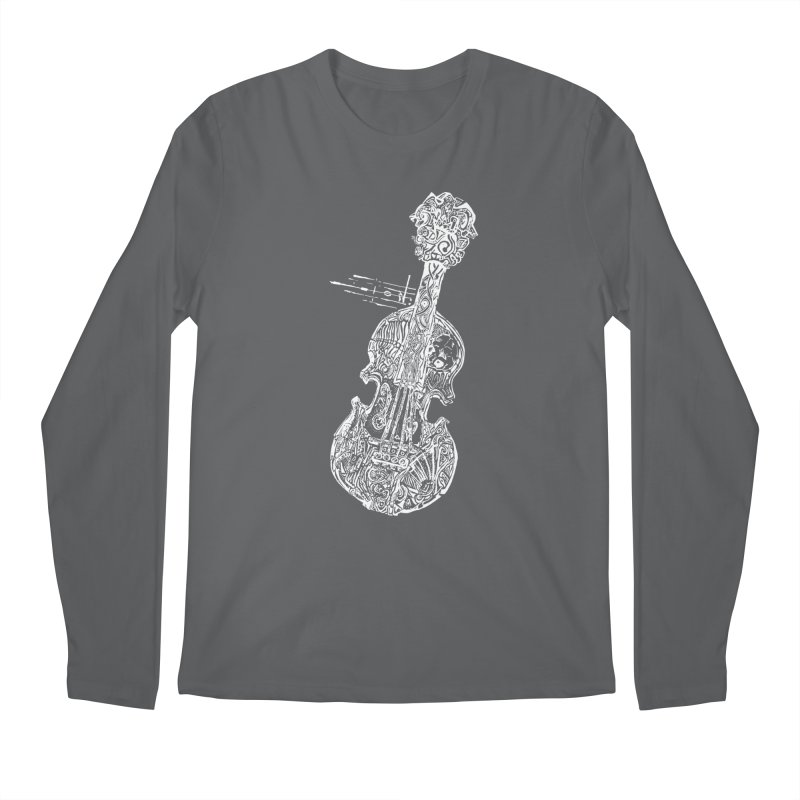 Revenge Of The 5th Note Men's Longsleeve T-Shirt by Clare Bohning's Shop