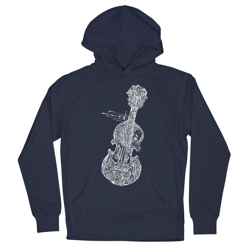 Revenge Of The 5th Note Women's French Terry Pullover Hoody by Clare Bohning's Shop