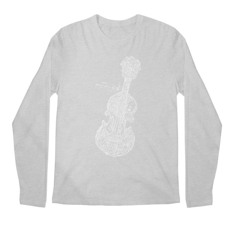 Revenge Of The 5th Note Men's Regular Longsleeve T-Shirt by Clare Bohning's Shop