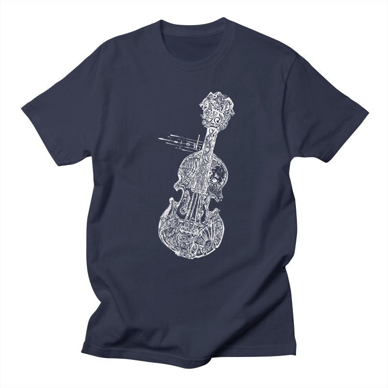 Revenge Of The 5th Note Women's Regular Unisex T-Shirt by Clare Bohning's Shop