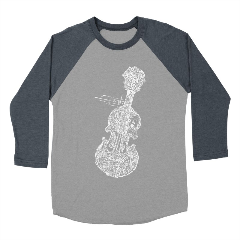 Revenge Of The 5th Note Women's Baseball Triblend Longsleeve T-Shirt by Clare Bohning's Shop