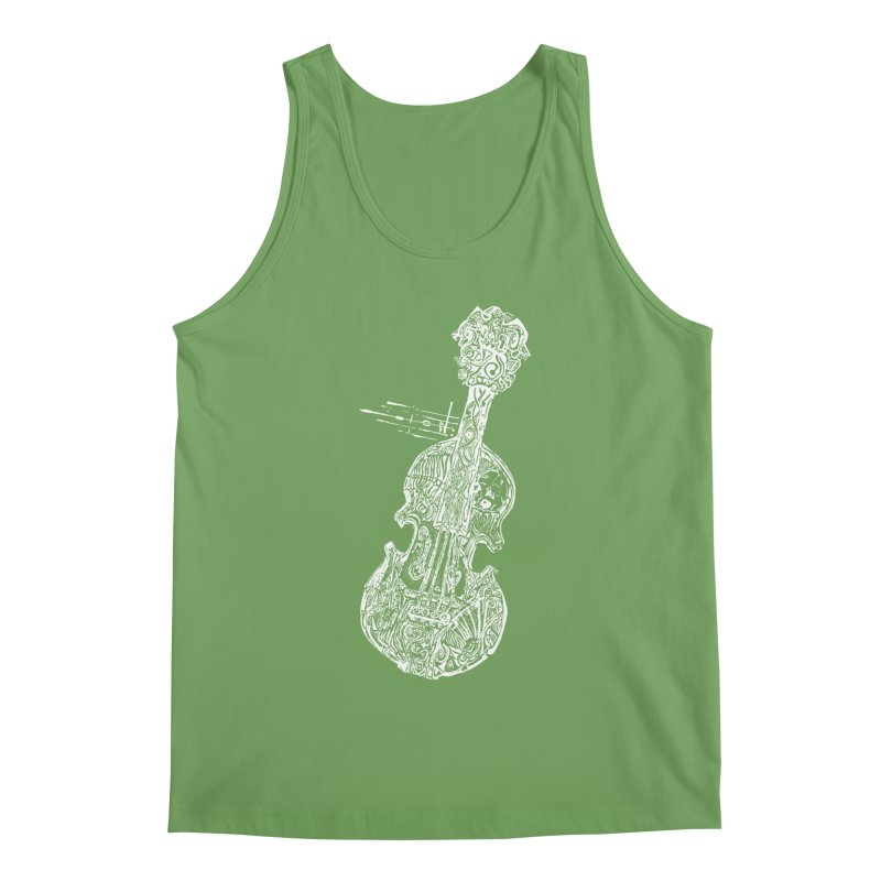 Revenge Of The 5th Note Men's Tank by Clare Bohning's Shop