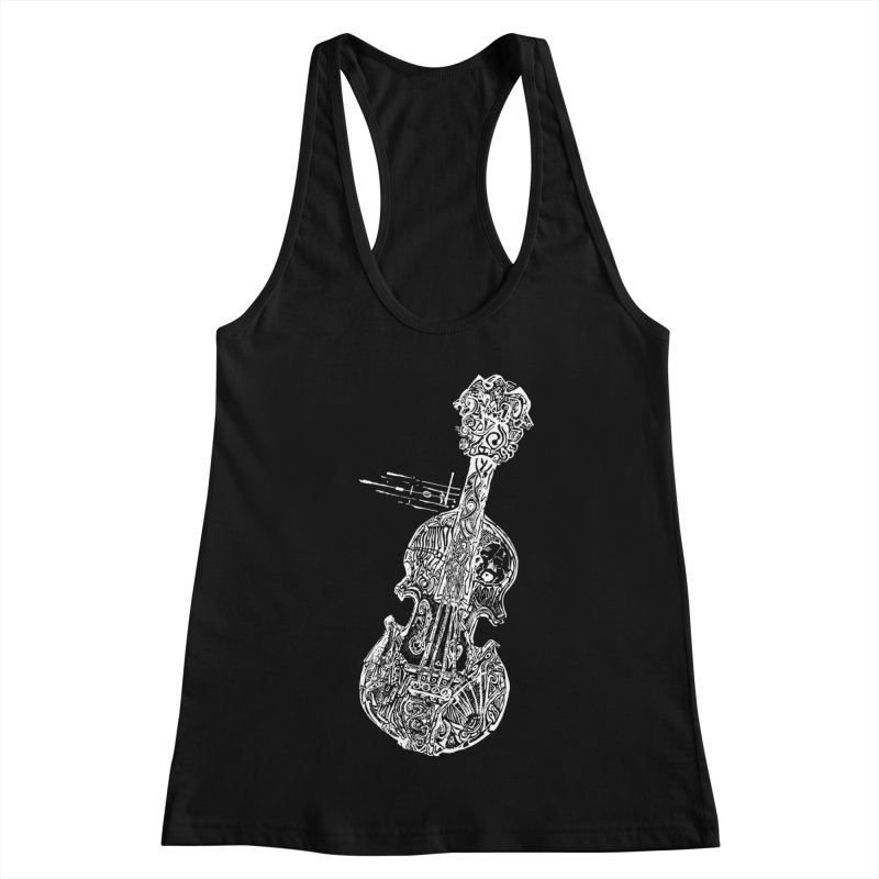 Revenge Of The 5th Note Women's Tank by Clare Bohning's Shop