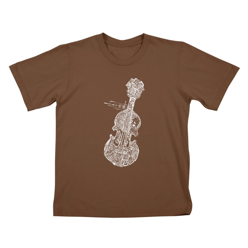 Revenge Of The 5th Note Kids T-Shirt by Clare Bohning's Shop