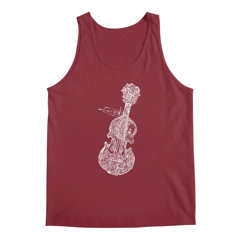 Revenge Of The 5th Note Men's Regular Tank by Clare Bohning's Shop