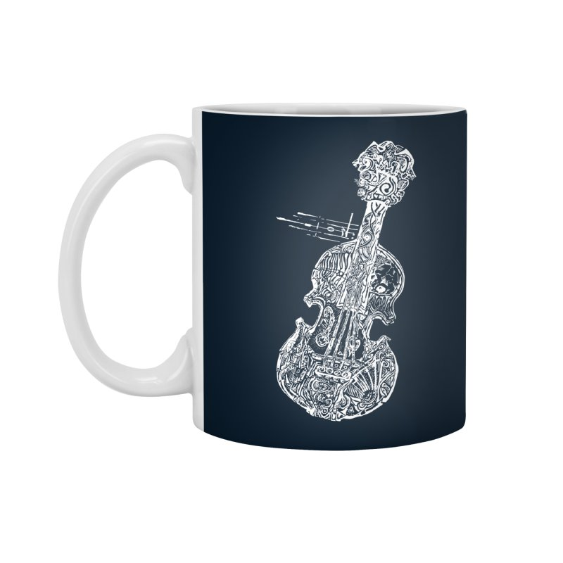 Revenge Of The 5th Note Accessories Standard Mug by Clare Bohning's Shop