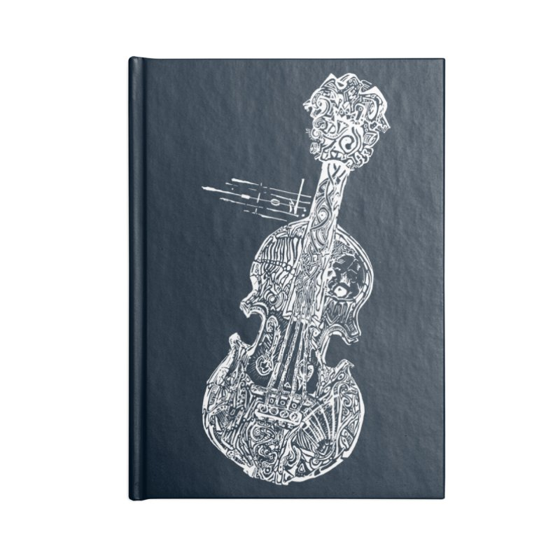 Revenge Of The 5th Note Accessories Notebook by Clare Bohning's Shop