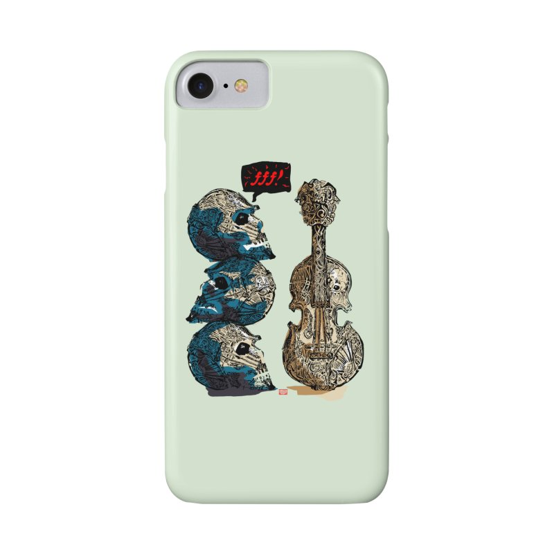 Fortissimo Accessories Phone Case by Clare Bohning's Shop