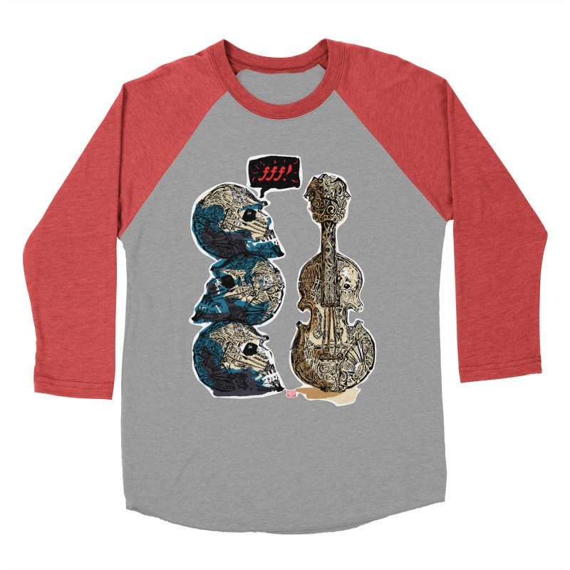 Fortissimo Men's Longsleeve T-Shirt by Clare Bohning's Shop