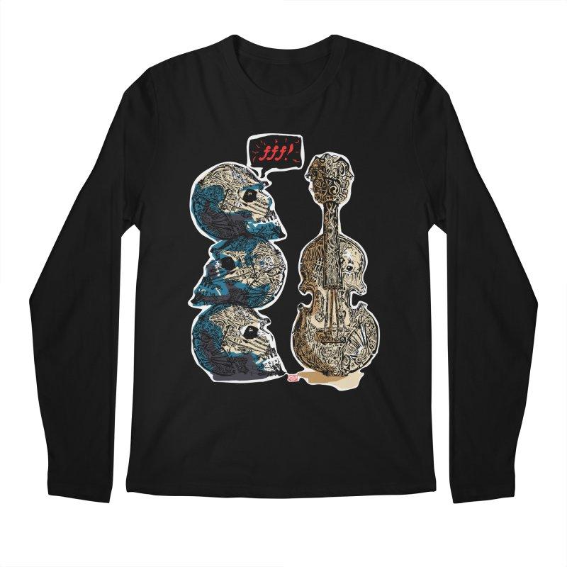 Fortissimo Men's Regular Longsleeve T-Shirt by Clare Bohning's Shop