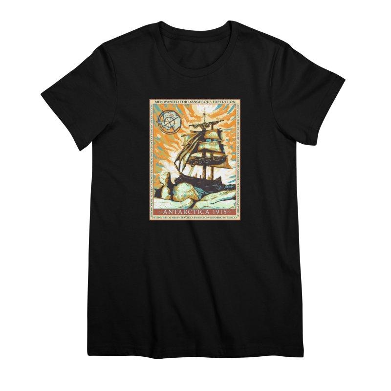 The Endurance Women's Premium T-Shirt by Clare Bohning's Shop