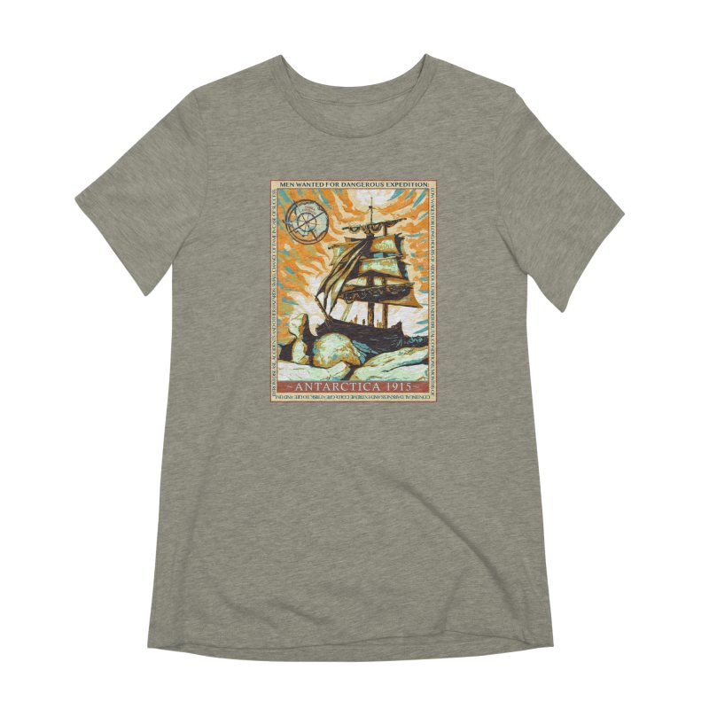 The Endurance Women's Extra Soft T-Shirt by Clare Bohning's Shop