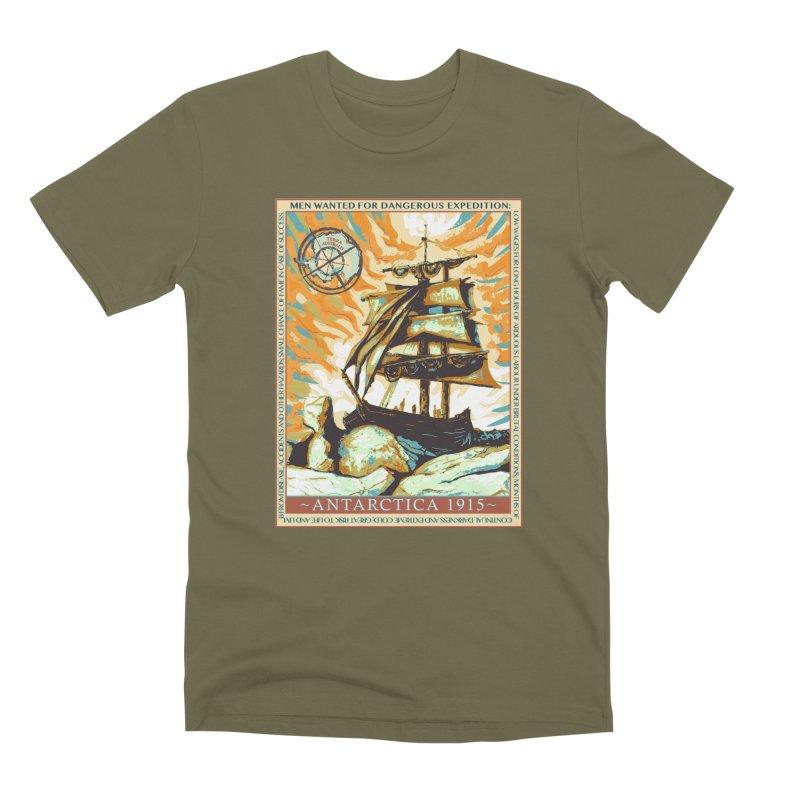 The Endurance Men's Premium T-Shirt by Clare Bohning's Shop