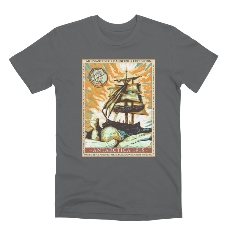 The Endurance Men's Premium T-Shirt by Clare Bohning's Shop