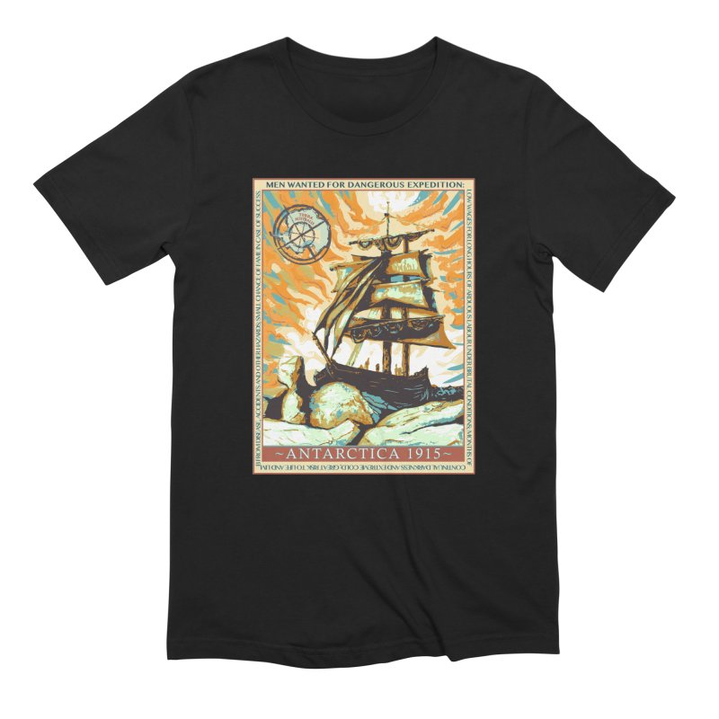 The Endurance Men's Extra Soft T-Shirt by Clare Bohning's Shop