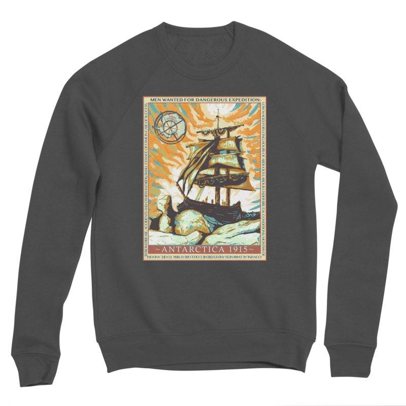The Endurance Men's Sponge Fleece Sweatshirt by Clare Bohning's Shop