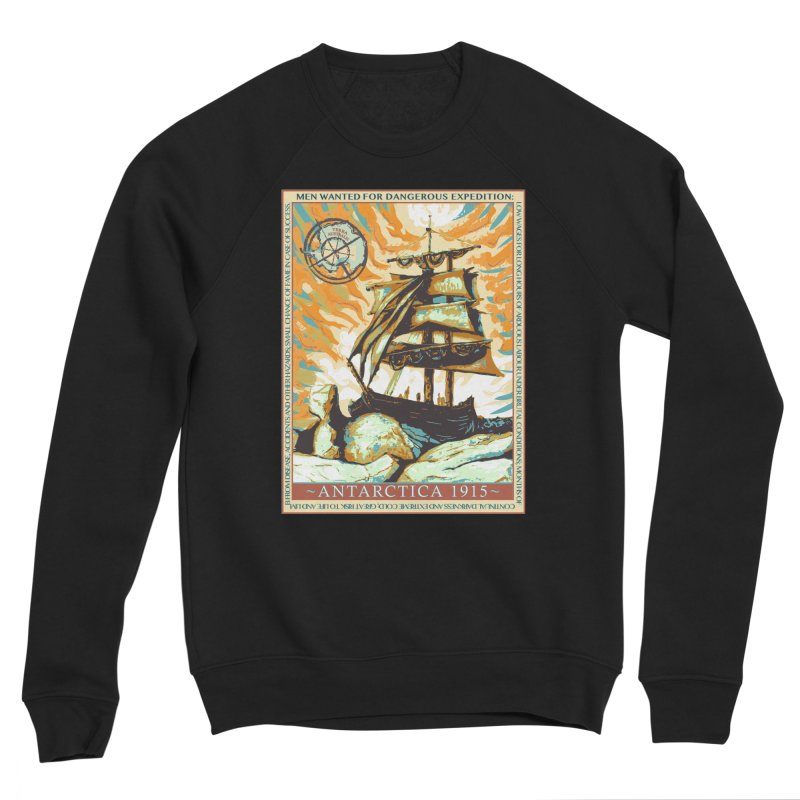 The Endurance Men's Sweatshirt by Clare Bohning's Shop