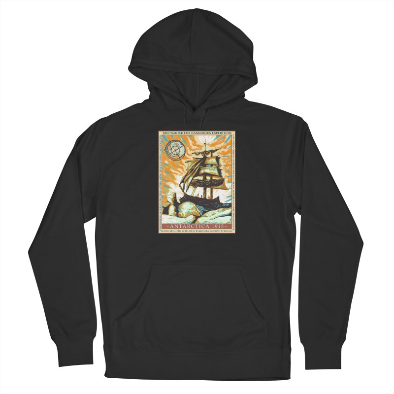The Endurance Men's Pullover Hoody by Clare Bohning's Shop