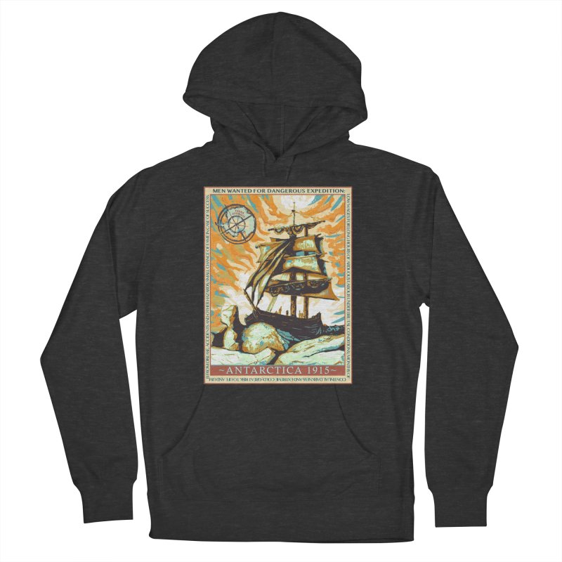 The Endurance Women's French Terry Pullover Hoody by Clare Bohning's Shop