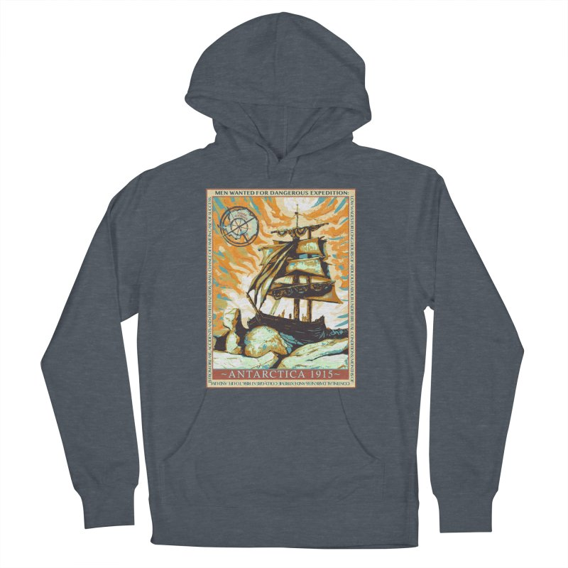 The Endurance Men's French Terry Pullover Hoody by Clare Bohning's Shop