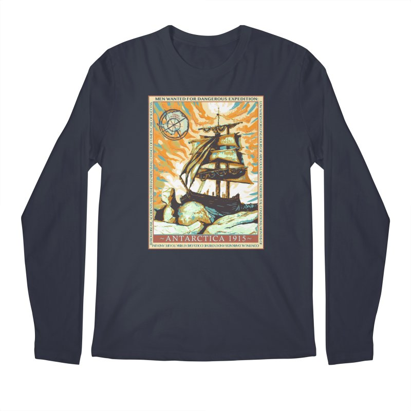 The Endurance Men's Regular Longsleeve T-Shirt by Clare Bohning's Shop
