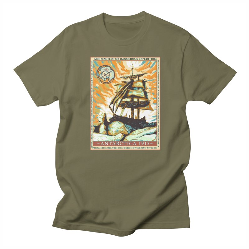 The Endurance Women's Regular Unisex T-Shirt by Clare Bohning's Shop