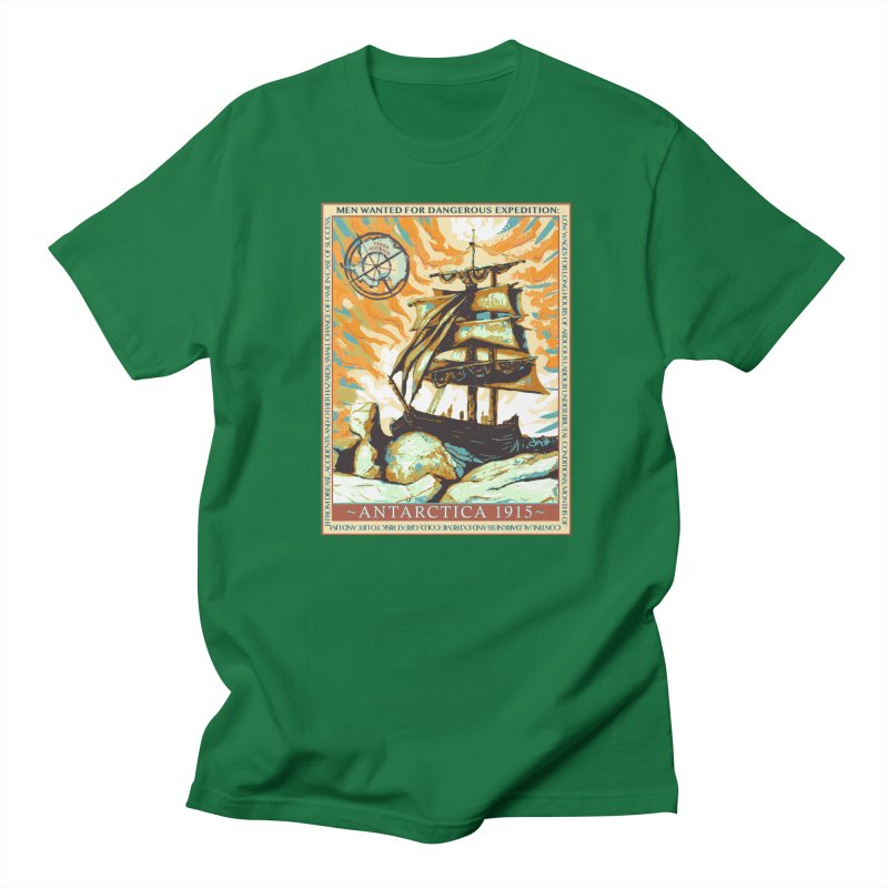 The Endurance Men's Regular T-Shirt by Clare Bohning's Shop