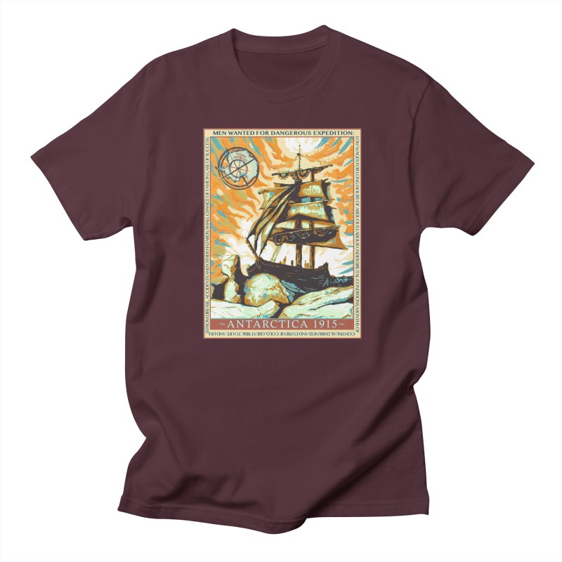 The Endurance Men's Regular T-Shirt by Clare Bohning's Shop