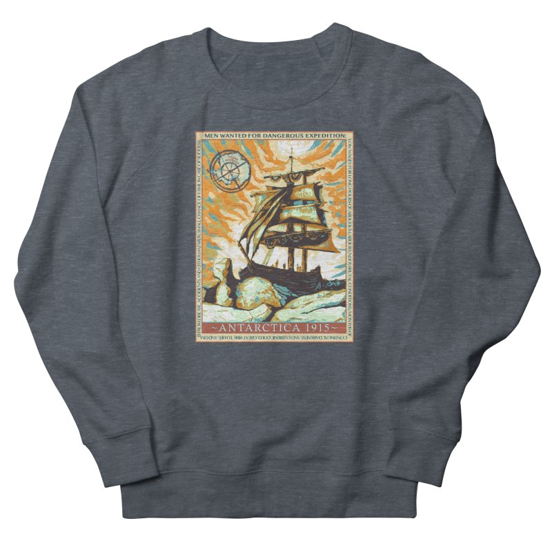 The Endurance Women's French Terry Sweatshirt by Clare Bohning's Shop