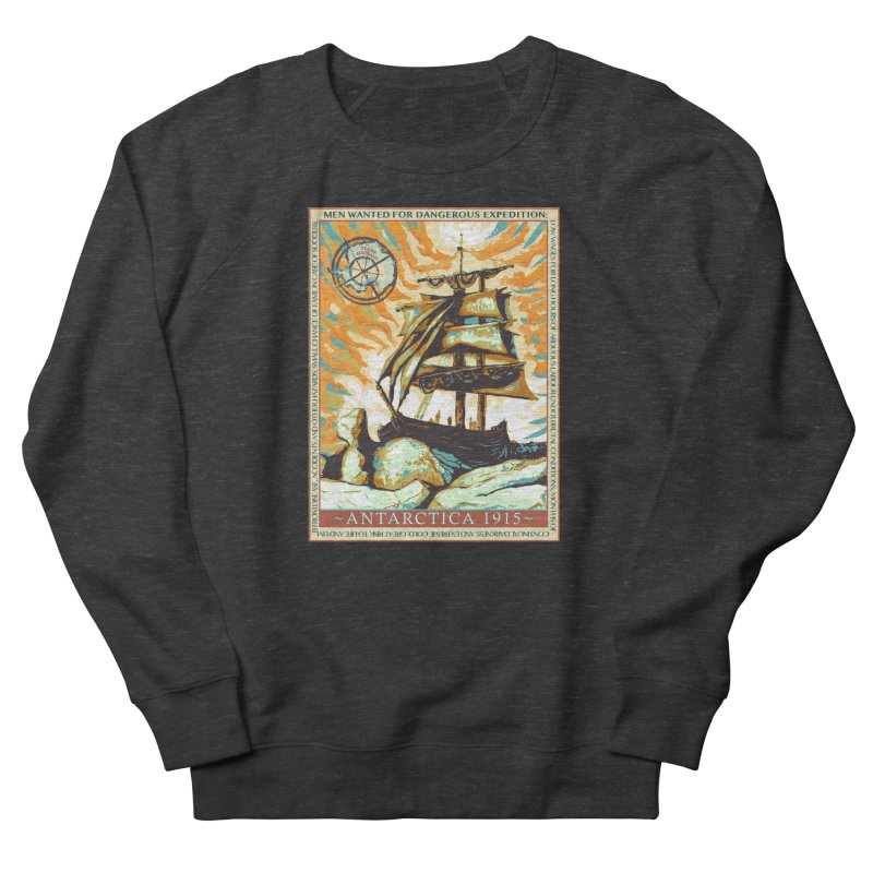 The Endurance Men's French Terry Sweatshirt by Clare Bohning's Shop