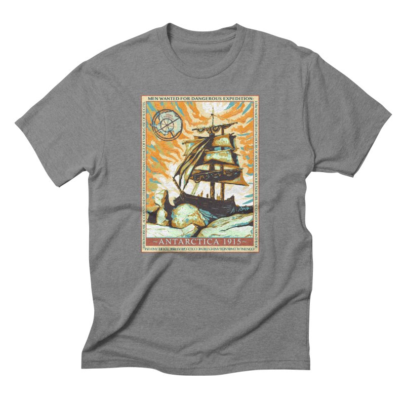 The Endurance Men's Triblend T-Shirt by Clare Bohning's Shop