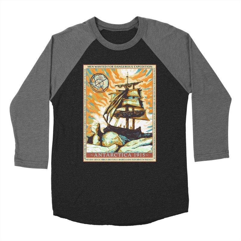 The Endurance Men's Baseball Triblend Longsleeve T-Shirt by Clare Bohning's Shop