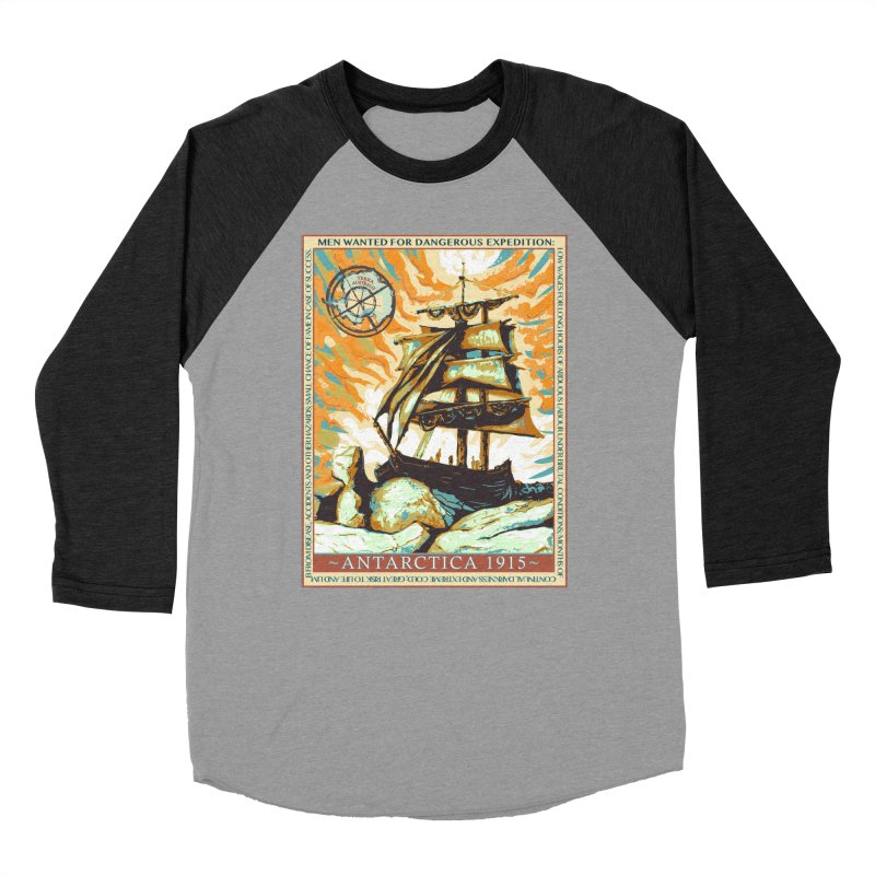 The Endurance Men's Baseball Triblend Longsleeve T-Shirt by Clare Bohning's Shop