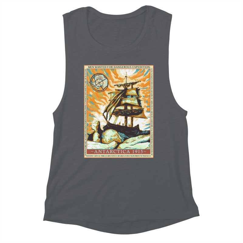 The Endurance Women's Tank by Clare Bohning's Shop