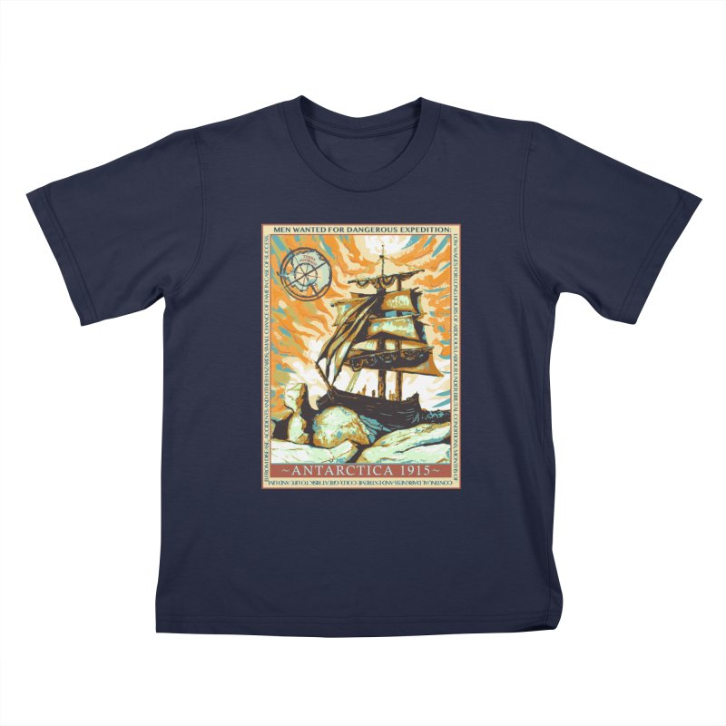 The Endurance Kids T-Shirt by Clare Bohning's Shop