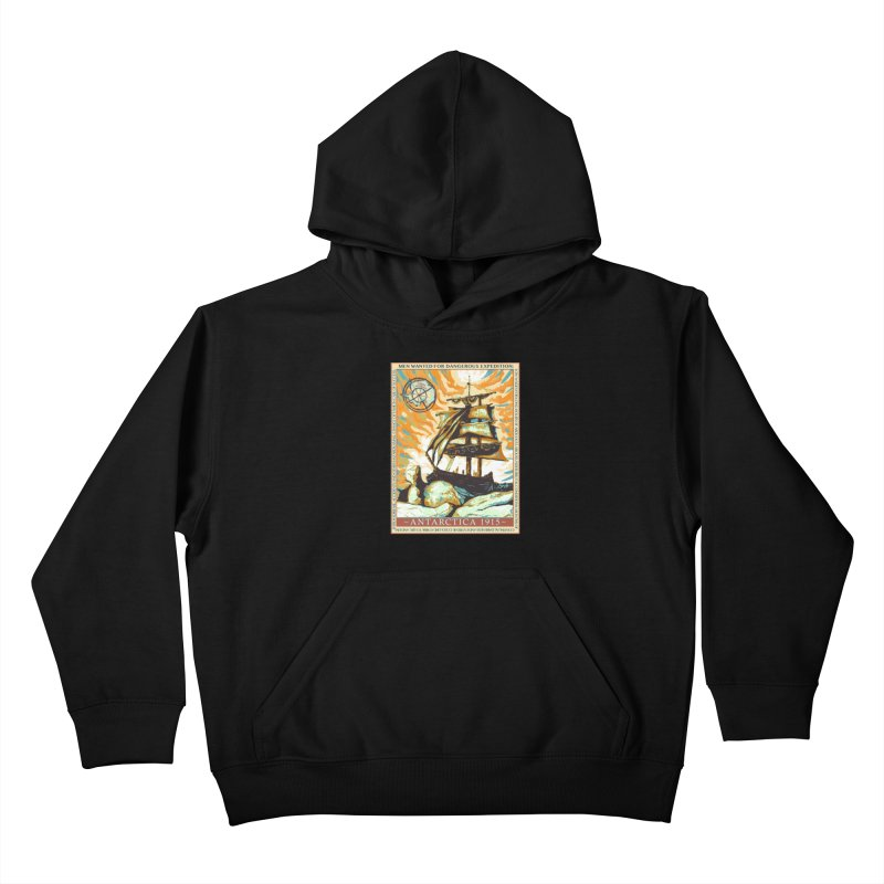 The Endurance Kids Pullover Hoody by Clare Bohning's Shop