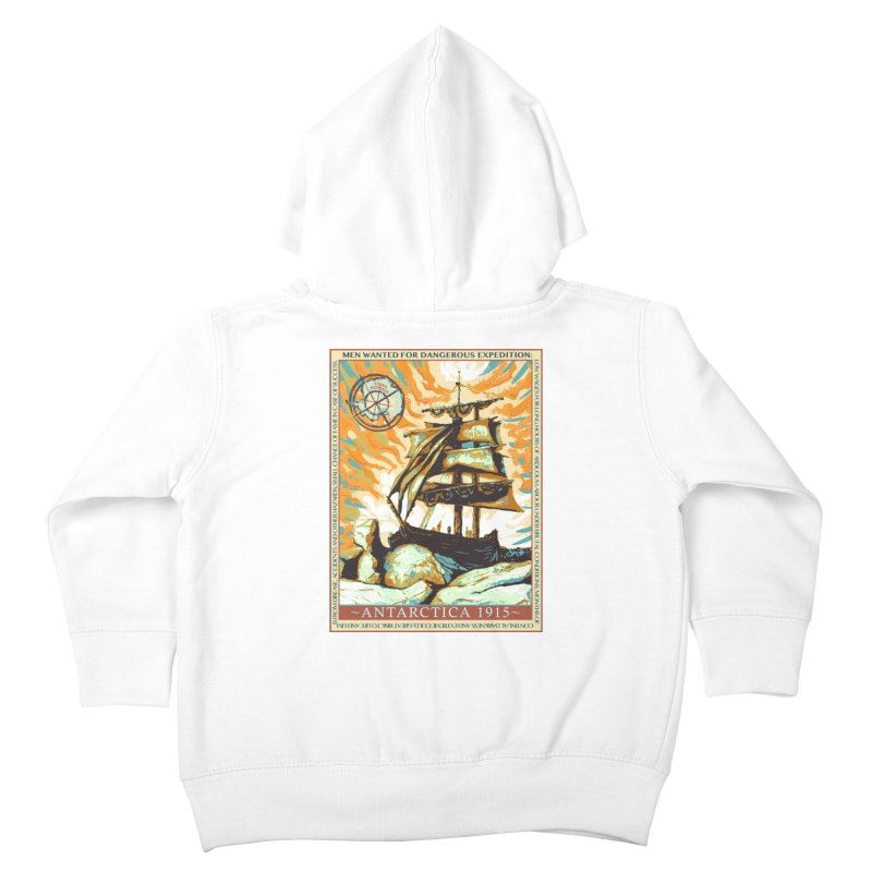 The Endurance Kids Toddler Zip-Up Hoody by Clare Bohning's Shop