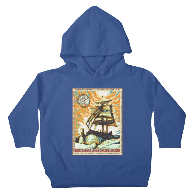 The Endurance Kids Toddler Pullover Hoody by Clare Bohning's Shop