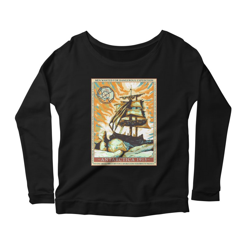The Endurance Women's Scoop Neck Longsleeve T-Shirt by Clare Bohning's Shop