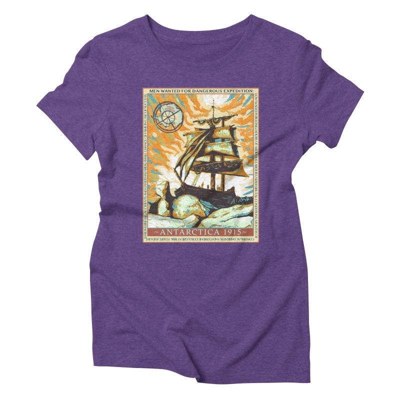 The Endurance Women's Triblend T-Shirt by Clare Bohning's Shop