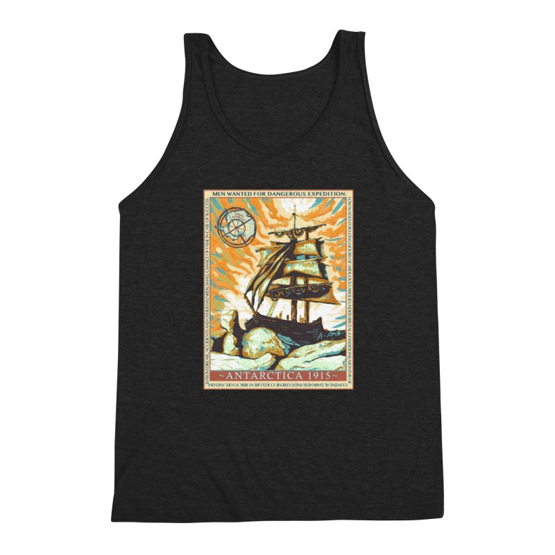 The Endurance Men's Tank by Clare Bohning's Shop