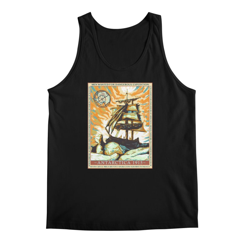 The Endurance Men's Regular Tank by Clare Bohning's Shop