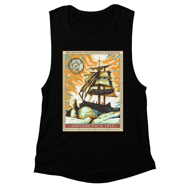 The Endurance Women's Muscle Tank by Clare Bohning's Shop