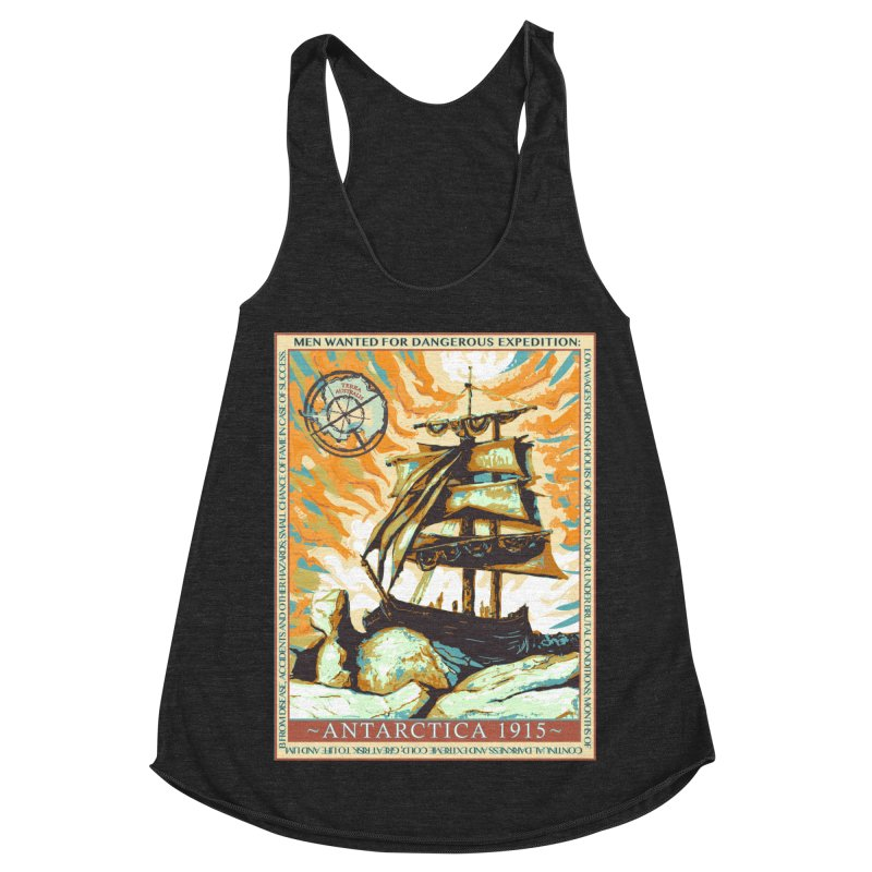 The Endurance Women's Racerback Triblend Tank by Clare Bohning's Shop