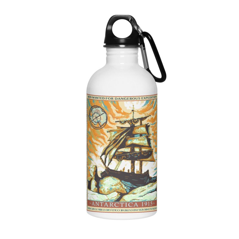The Endurance Accessories Water Bottle by Clare Bohning's Shop