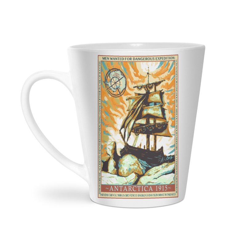 The Endurance Accessories Latte Mug by Clare Bohning's Shop