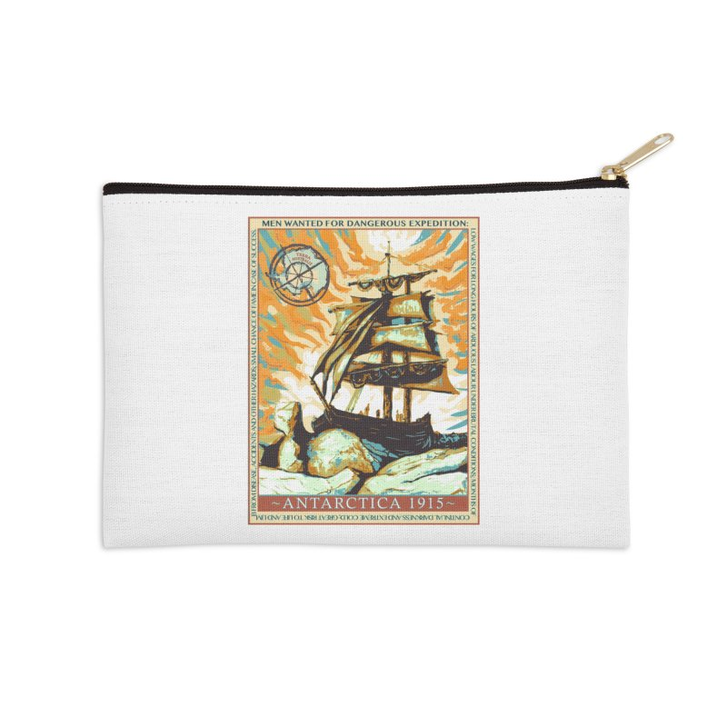 The Endurance Accessories Zip Pouch by Clare Bohning's Shop
